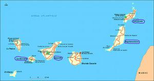 Tenerife et Gomera